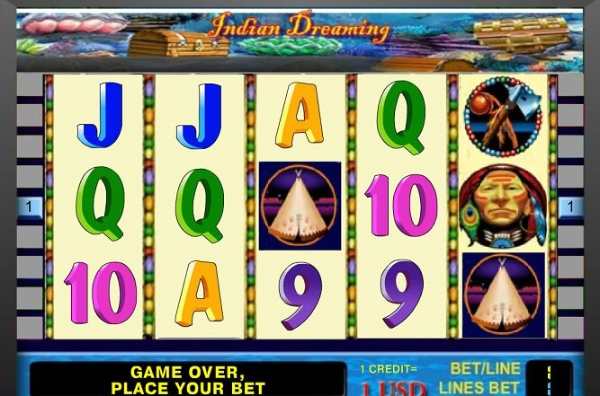 A Quick Introduction to Indian Dreaming Casino Slot